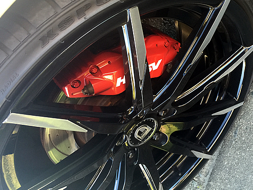Precision Automotive brake upgrades Aspley